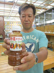 東京みらい・0801・青壮年部が開発 野菜ソース販売開始