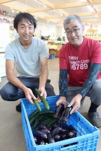 東京みらい・子ども食堂 多世代食堂に野菜を無償提供①